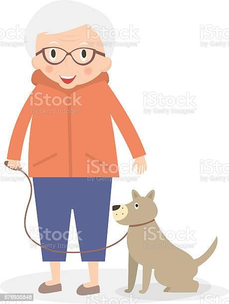 Cute senior woman with dog on the walk vector id576935848?b=1&k=6&m=576935848&s=612x612&h=bg1rirfzmtahlll01jret1b7igmimvz6c5gkvlys7dy=