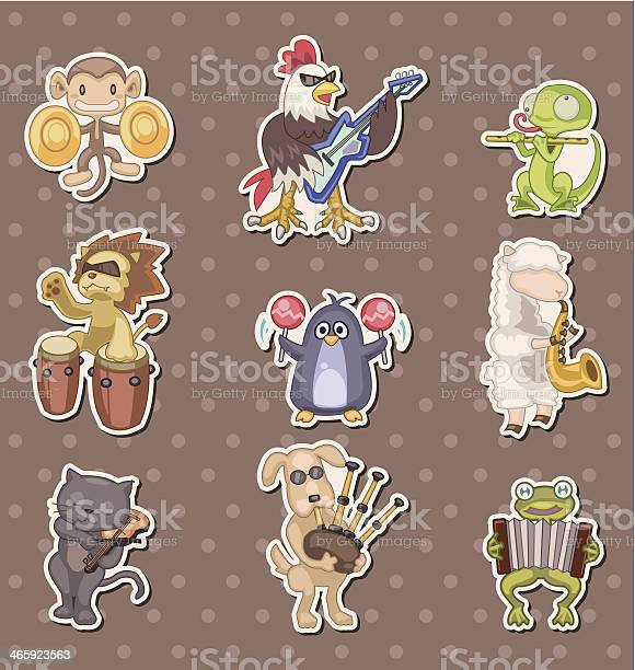 Cute set of drawings of animals playing musical instruments vector id465923563?b=1&k=6&m=465923563&s=612x612&h=5oob6rwqjwum3mw1ciqvly49vxp lbuuwlsl 8zofvm=