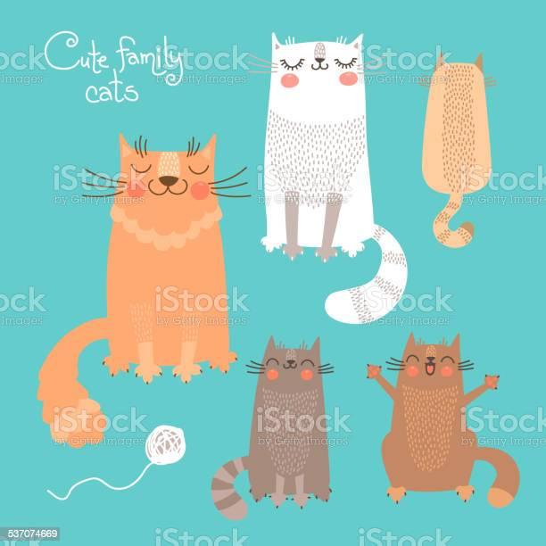 Cute set with cats and kittens vector id537074669?b=1&k=6&m=537074669&s=612x612&h=2eeq5aku zugu0acdlxeno5psanw3fzbxxvzu krula=