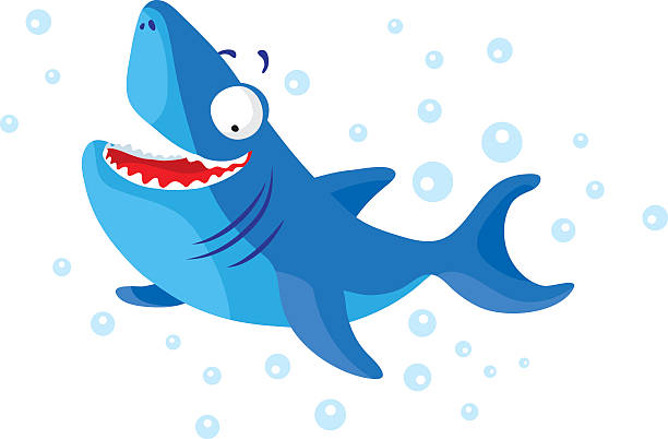 Top 60 Toy Shark Clip Art, Vector Graphics and ...
