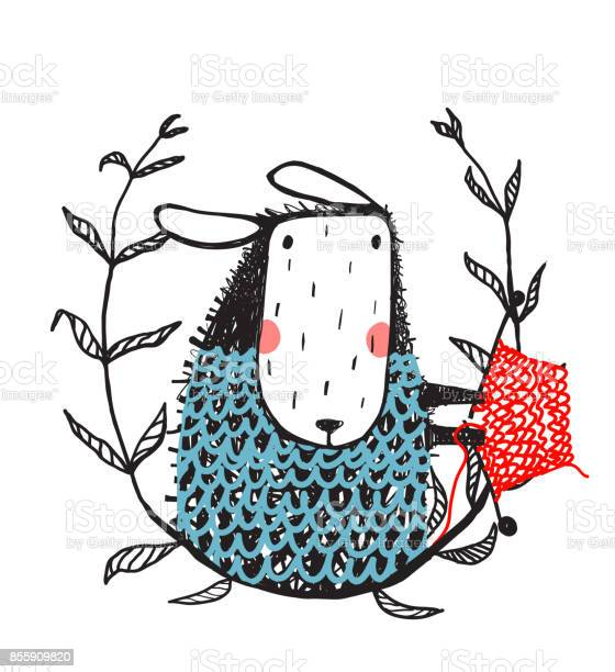 Cute sheep knitting portrait with laurel vector id855909820?b=1&k=6&m=855909820&s=612x612&h=bilzuhrzbuv0nrvbkiov4hva07lccaomyvu1twiypv8=