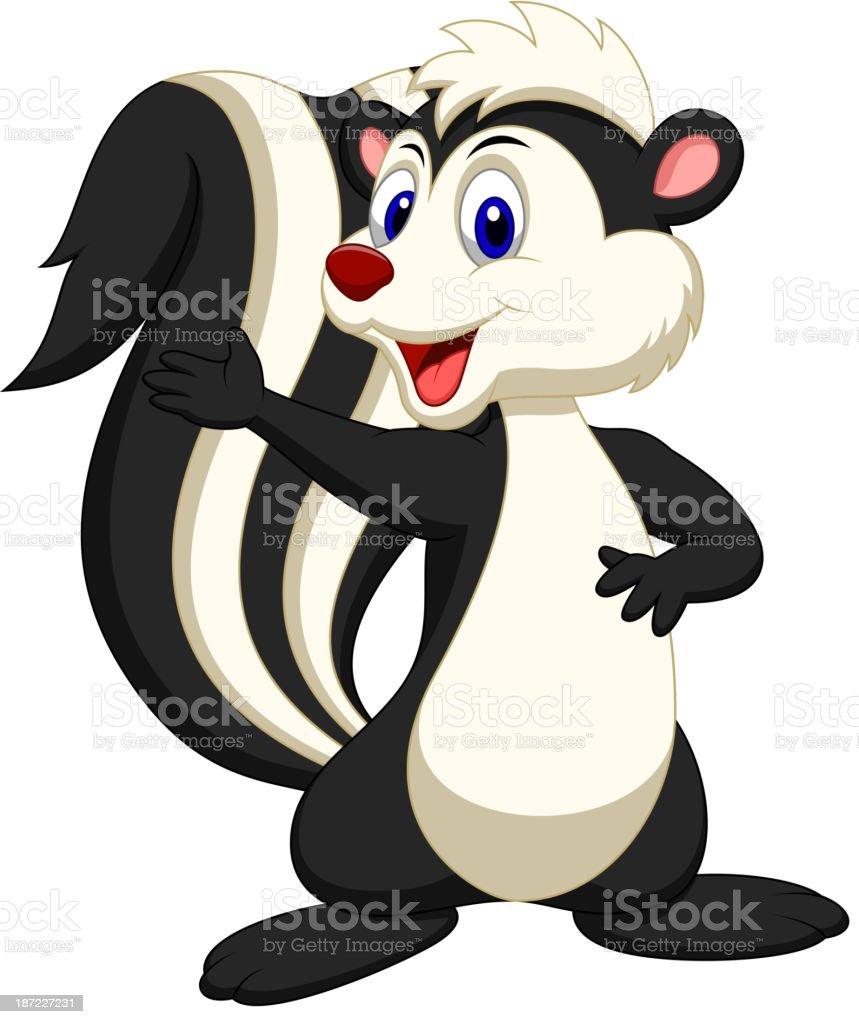 royalty free skunk clip art vector images illustrations istock rh istockphoto com skunk clip art cartoon skunk clip art cartoon