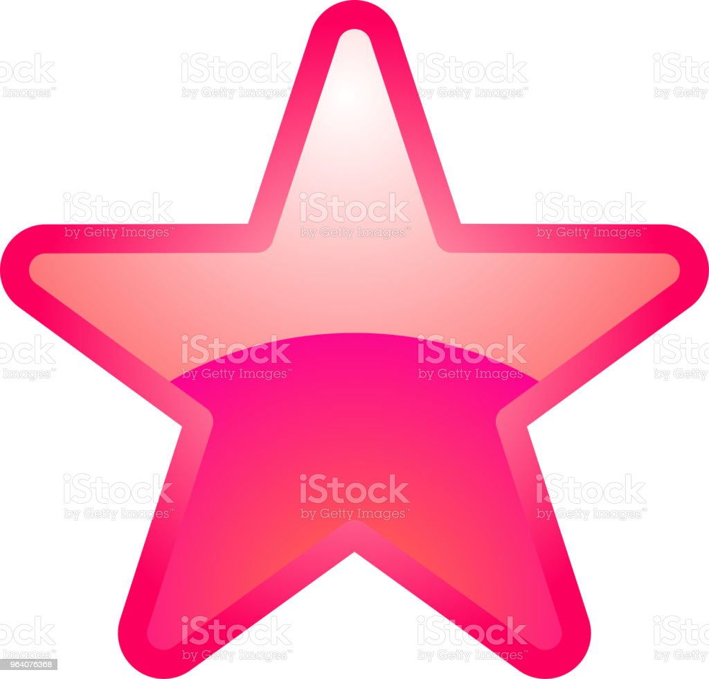 Cute star - Royalty-free Abstract stock vector