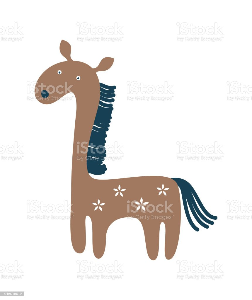 Cute Style Horse Royalty Free Cute Style Horse Stock Vector Art U0026amp; More  Images