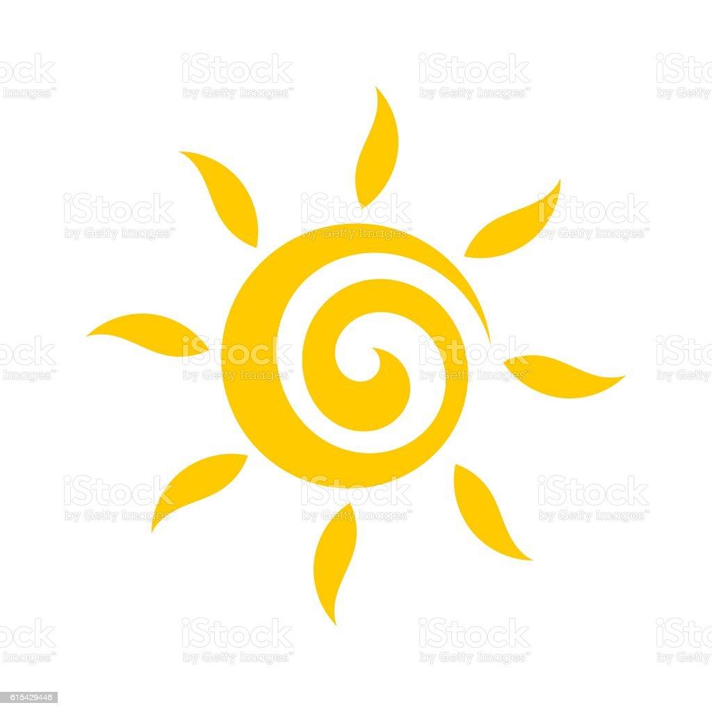 vector sun - photo #18