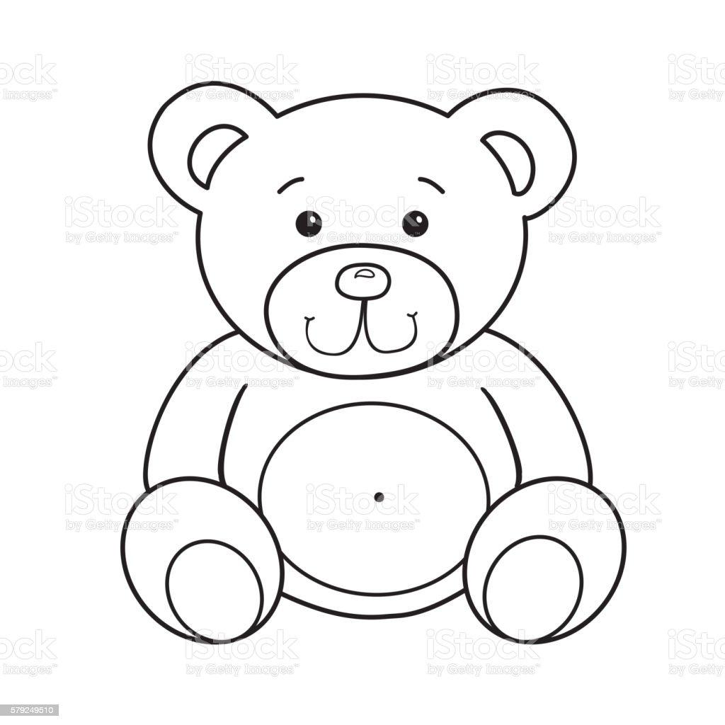 35 teddybär zum ausmalen  besten bilder von ausmalbilder