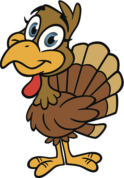 Best Wild Turkey Illustrations, Royalty-Free Vector ...