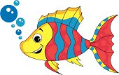 Cute Tropical Fish