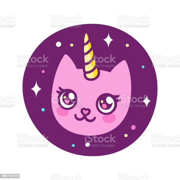 Cute unicorn cat vector id891102474?b=1&k=6&m=891102474&s=612x612&h=dbnqraalopt0jic7j4qd anybgowz4rsun5fyxnsth0=