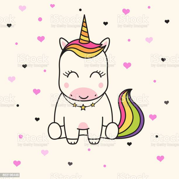 Cute unicorn face childrens graphics for tshirts vector id853196446?b=1&k=6&m=853196446&s=612x612&h=zbpdbw3unkrg6akqykxhdvl5bpowy5tnd2atpyeybjq=