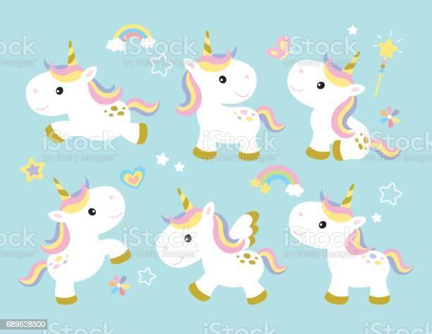 Cute unicorn set vector id689528500?b=1&k=6&m=689528500&s=612x612&h=nvofo523hkruc eizrgh9vbqhuowml8eiug50z4ptkw=