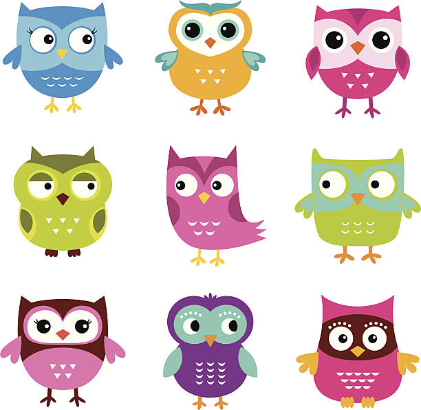 Best Owl Illustrations, Royalty-Free Vector Graphics ...