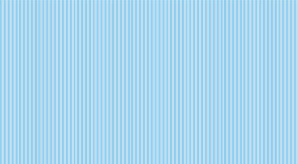 Cute wallpaper for prince's style child's room. Gift wrap paper Blue stripes seamless pattern. Classic backdrop for invitation card, wrapper and decoration party (wedding, baby boy shower, birthday) vertical stock illustrations