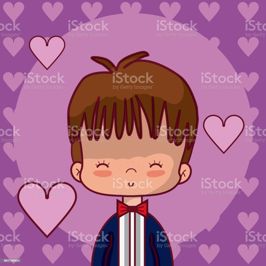 Cute wedding boyfriend cartoon royalty-free cute wedding boyfriend cartoon stock vector art & more images of adult