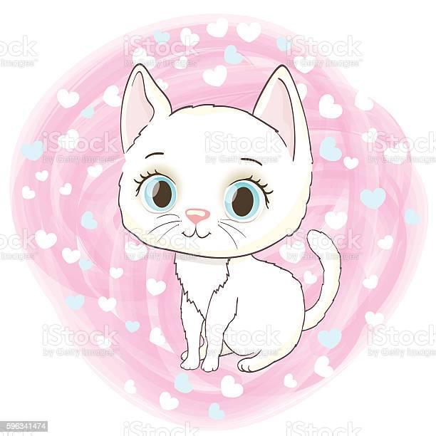 Cute white kitten vector id596341474?b=1&k=6&m=596341474&s=612x612&h=k1y4h366lf3m9j5defuq4hvjvwklavjghmumjdiy fu=