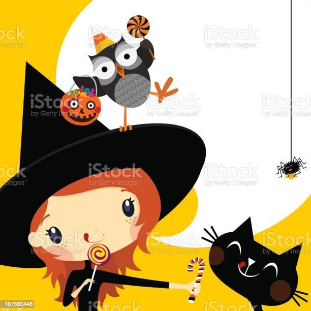 Cute witch in halloween invitation vector id167592448?b=1&k=6&m=167592448&s=612x612&h=hodt00nzqqqvcnrse2uyg3wj6pmm hqaia1hjmuvzai=