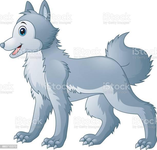 Cute wolf cartoon vector id665715370?b=1&k=6&m=665715370&s=612x612&h=kjaqjrt3gpv8h 8v7goybr7an0iwtpbr0hnf6qkovji=