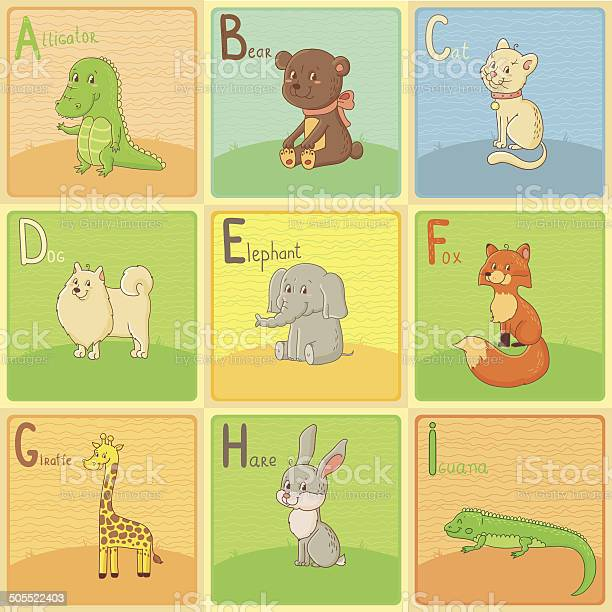Cute zoo alphabet vector id505522403?b=1&k=6&m=505522403&s=612x612&h=ec 5acqgertwzshbgydgrx q8nzzk6atsjqd pr4qvk=
