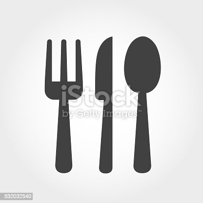 Graphic Elements, Cutlery,