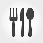 Cutlery Icon - Iconic Series