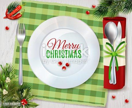 istock cutlery table setting 1201153412