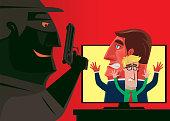 cyber crime via computer