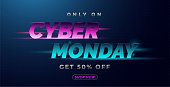 cyber Monday design conceptual