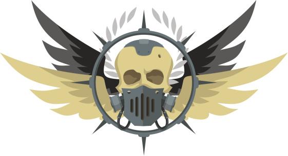 Cyber Punk emblem