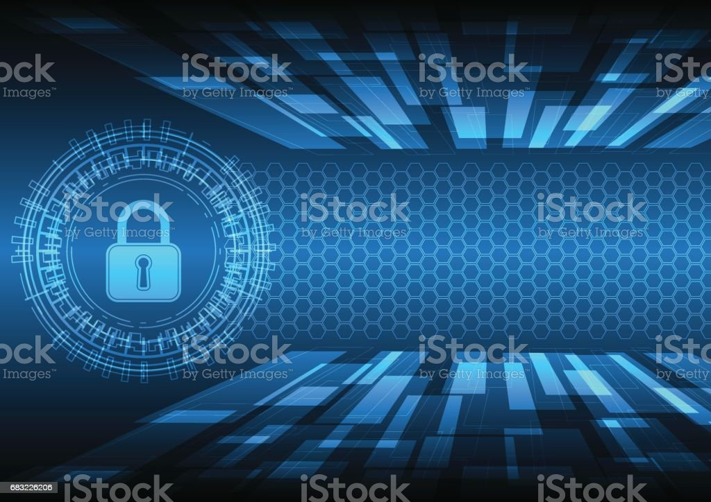 Cyber security master key circle royalty-free cyber security master key circle stock vector art & more images of abstract