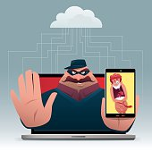 cyber  threatening