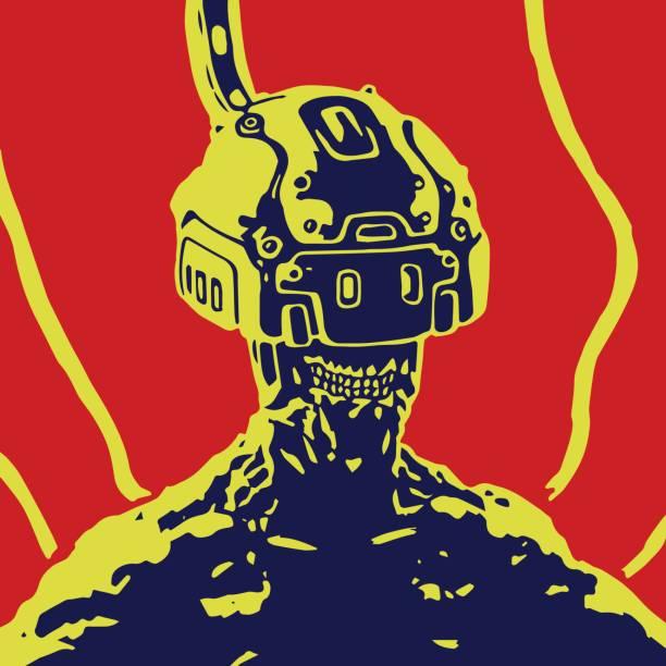 bildbanksillustrationer, clip art samt tecknat material och ikoner med cybersport. vektorillustration. - tron sci fi