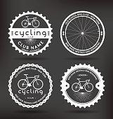 Cycling Badges