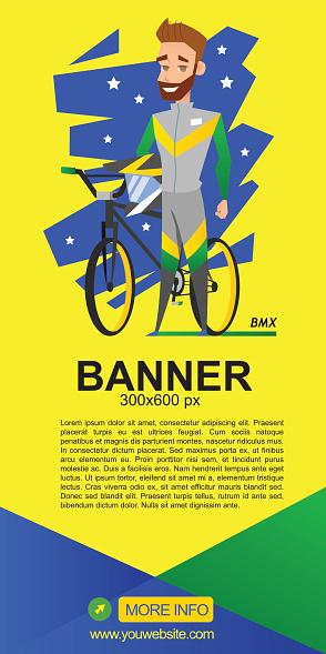 cycling web banner design no 2