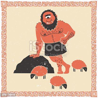 istock Cyclops Polyphemus 516139946