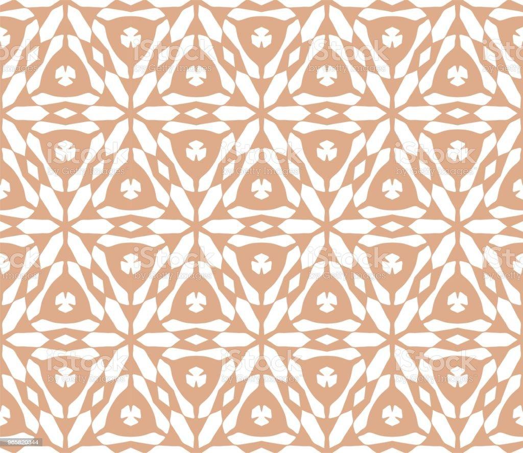Cymatify Geometric Repeating Tile Pattern - Векторная графика Абстрактный роялти-фри