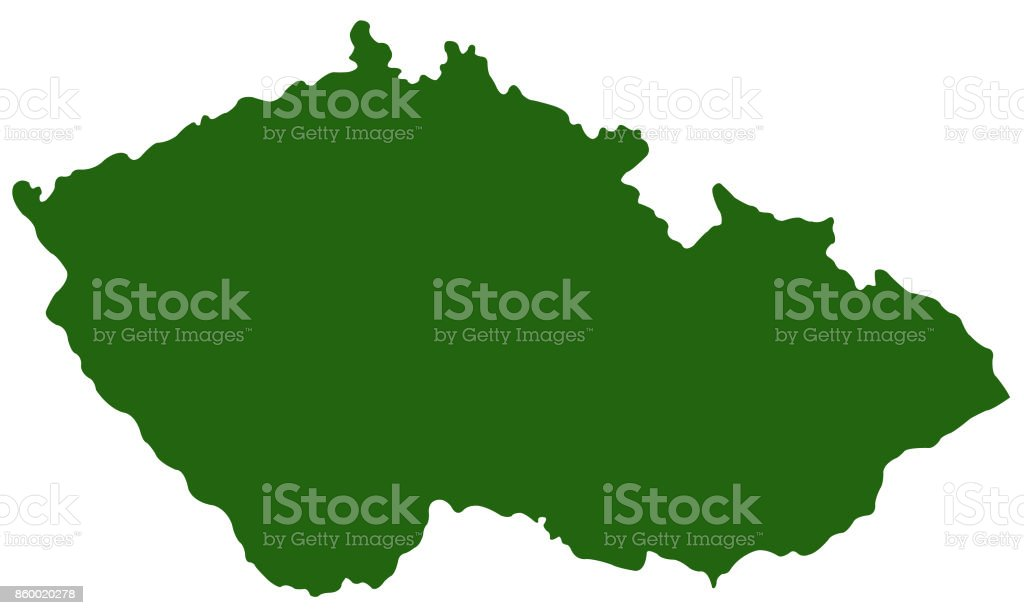 Czech map