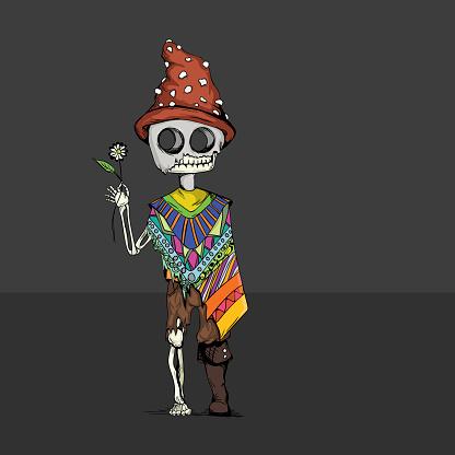 """Día de Muertos"""" or Day of the Dead"""