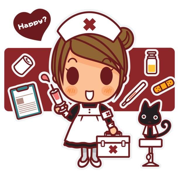 Imagenes De Enfermeras Bonitas Vectores Libres De Derechos