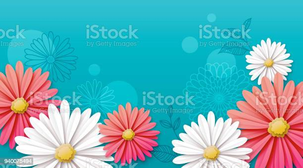 Daisy flower background vector id940075494?b=1&k=6&m=940075494&s=612x612&h=sxzxe4d4egej7qsugiv7di93gksp6viplneqiknlp5w=