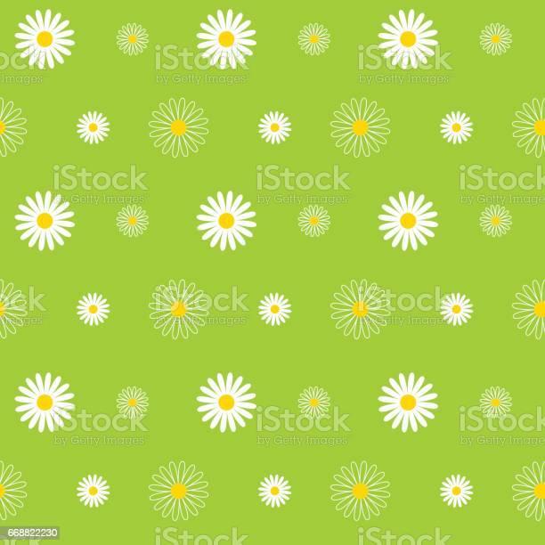 Daisy seamless pattern vector id668822230?b=1&k=6&m=668822230&s=612x612&h=fdqe3d8wkdsr1jgp hkpcpr4ce4b2elbvy6iboywyws=