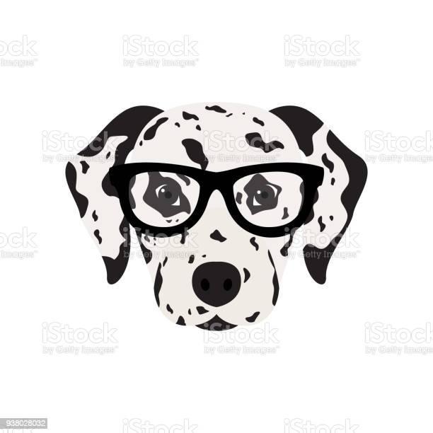 Dalmatian dog in glasses vector id938028032?b=1&k=6&m=938028032&s=612x612&h=ixwii4mnatexugfijpetxmm vpgd8xubwpnkdz9agzy=