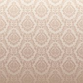 Damask Wallpaper Pattern illustration. All elements are separate. Hi-Res jpeg included. Very hight detailed.