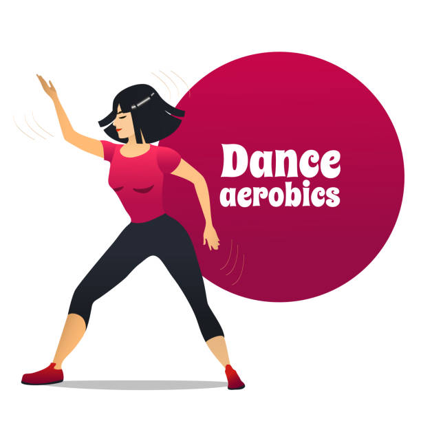 Best Zumba Illustrations, Royalty-Free Vector Graphics ...