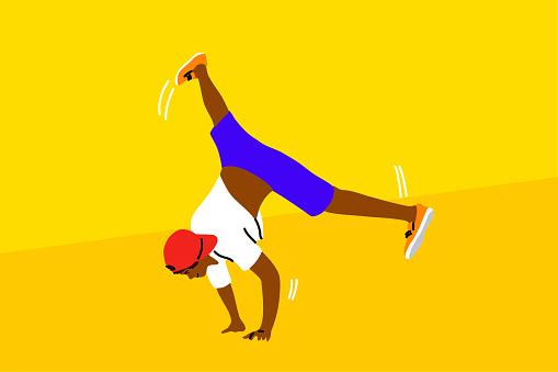 Dance, hip hop, sport, competition, performance, recreation concept