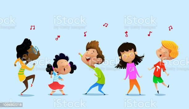 Dancing cartoon children vector id1059302218?b=1&k=6&m=1059302218&s=612x612&h=0 xvntedkx qrdeyqbkqyszki avvzncfedt7pni4w4=