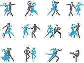 Dancing in 12 different ways