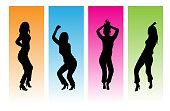 Dancing Women Styles