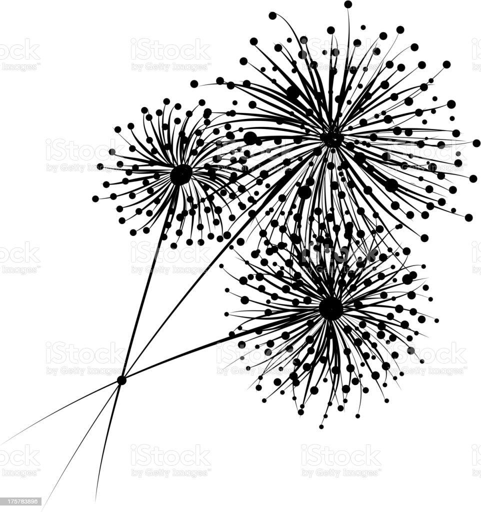 Dandelion flowers for your design royalty-free dandelion flowers for your design stock vector art & more images of abstract
