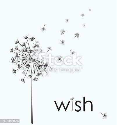 istock Dandelion make a wish 861043376