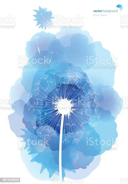 Dandelion pattern with watercolor textured background vector id697809630?b=1&k=6&m=697809630&s=612x612&h=mjizpko7qvhjqo nrzpmhrkr3yknuqcv9rc lmte tc=